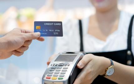 Teaser Kreditkartenzahlung