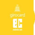 Icon girocard und EC