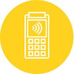 Icon Kontaktloses Bezahlen