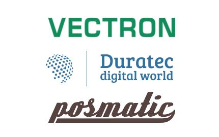 Vectron Kassen Logos